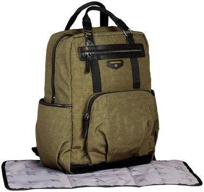TWELVElittle Courage Backpack - Olive - Free Shipping