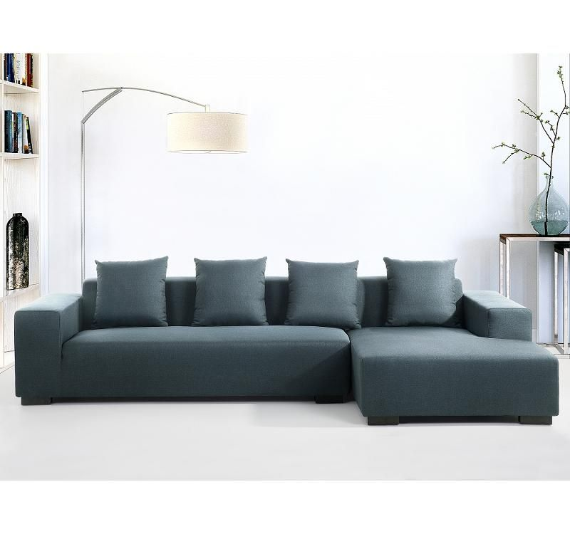 Sofa Dunkelblau Couch Ecksofa L Sofalandschaft Sofagarnitur Stoffsofa Ecksofa Modulares Ecksofa Ecksofas