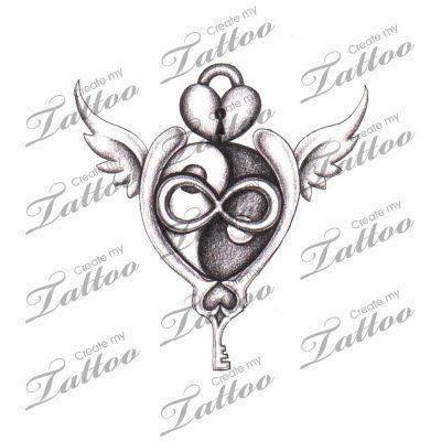 Tribal Eternal Love Tattoos Love Tattoo Design Moon Tattoo Awesome Awesome Tattoo Pics Love Tattoo Love Tattoos Create My Tattoo Tattoo Designs