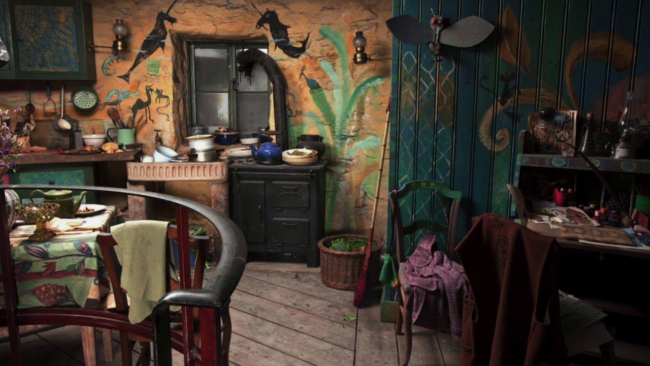 Asmr Luna Lovegood S House Harry Potter Ambience Soundscape In