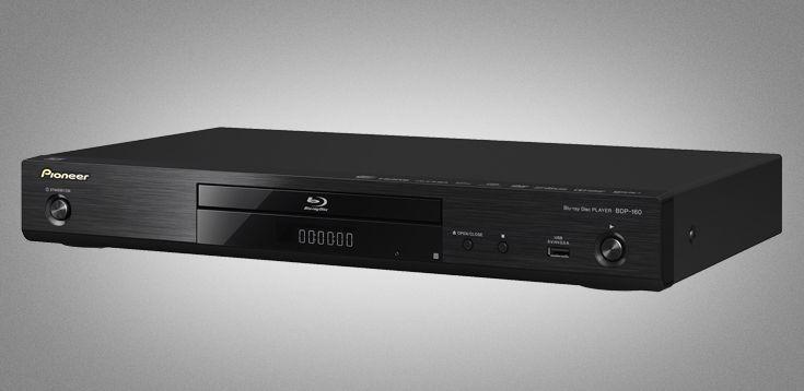 Reproductor Blu-Ray Pioneer BDP-160-K http://www.cosasparatios.com/2013/07/16/reproductor-blu-ray-pioneer-bdp-160-k/ #bluray #pioneer