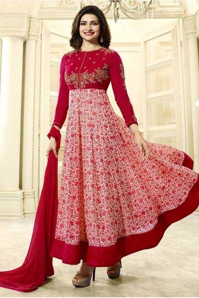 Cheapest anarkali dress online india