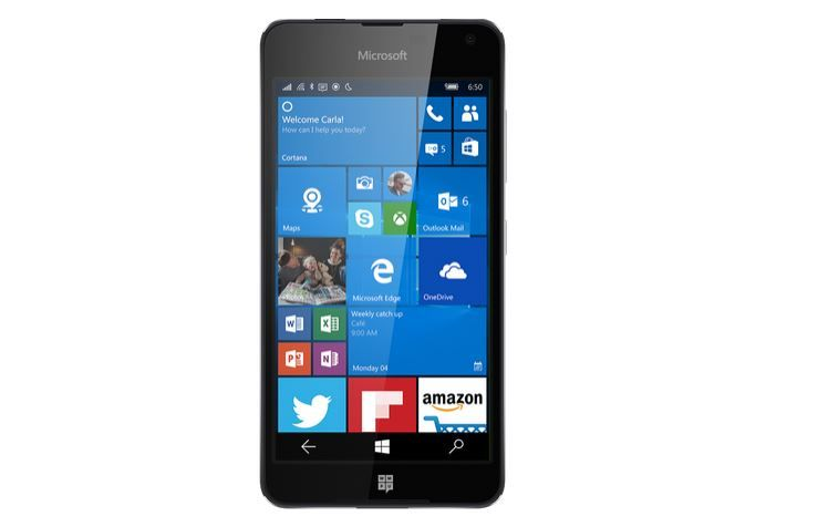 Official render and specs of unannounced Microsoft Lumia