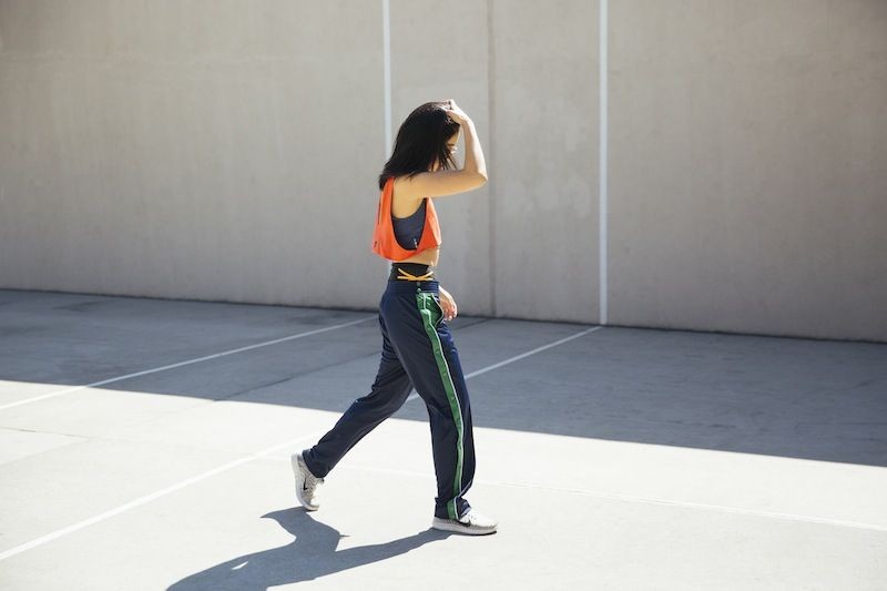 Urban Outfitters - Blog - Without Walls: Runner Kristen Lam