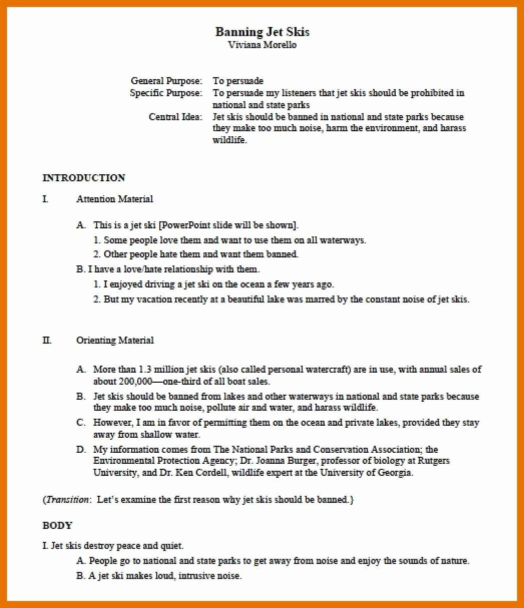 Apa Outline Format Template Elegant 2 3 Apa Outline Format Essay Format Outline Format Research Paper