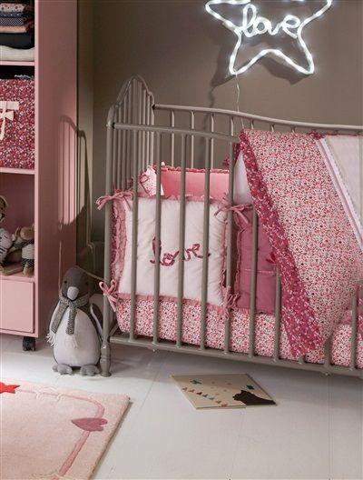tour de lit bébé modulable thème baby souris Tour de lit bébé modulable thème Baby souris ROSE   vertbaudet  tour de lit bébé modulable thème baby souris