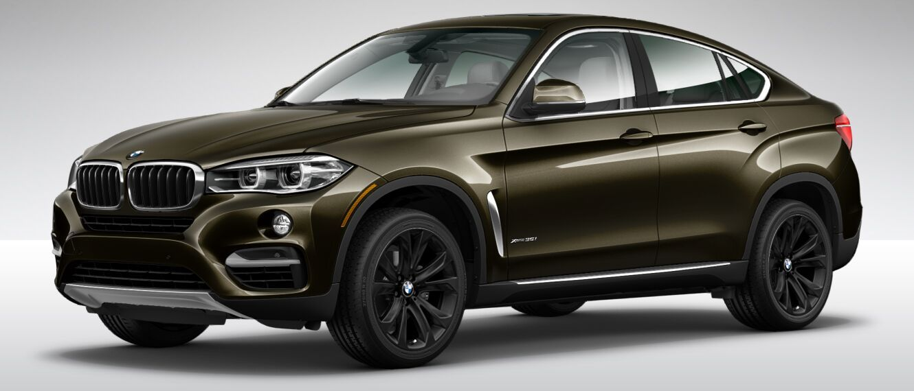 New Bmw X6 Priced From 61 900 In The U S Configurator Goes Live Carscoops Bmw X6 Bmw X Models Bmw