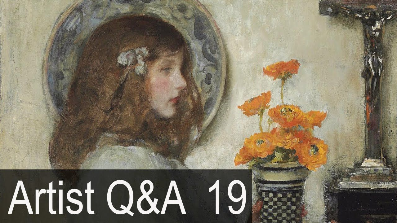 My Favorite Realism & more – Ep.19 Oil Painting Q&A with Mark Carder