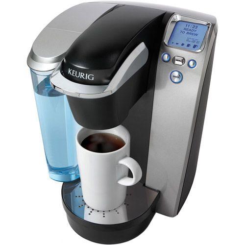 Keurig Platinum K70 Single Serve Coffeemaker Walmartcom