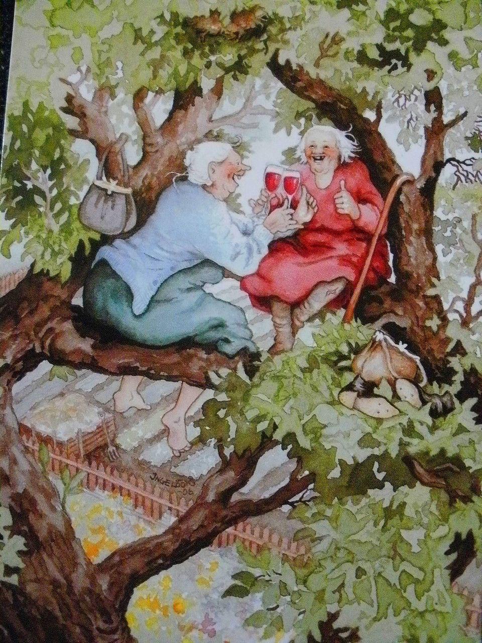 картинки финской художницы инге лоок что связано просто