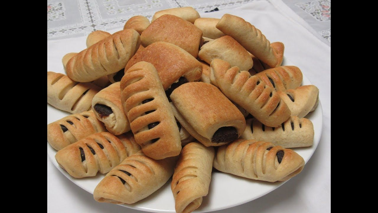 كليجه التمر العراقيه المضبوطه /عجينة ناجحة و طريقة سهلة وبدون مجهود مع ا...  | Hot dog buns, Food, Dog bun