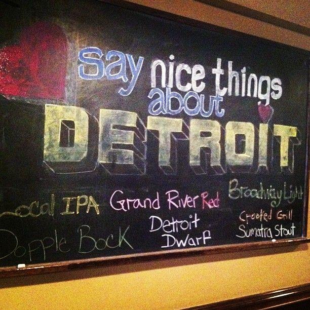 Detroit Beer Company in Detroit, MI