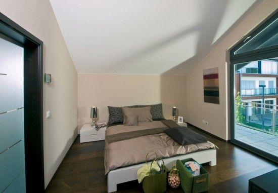 Fertighaus Wohnidee Schlafzimmer FINO 600 Wohnideen Schlafzimmer