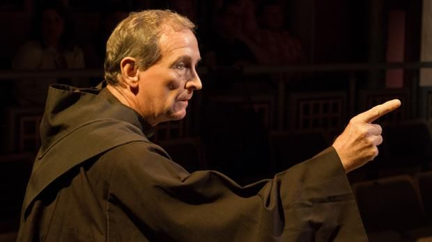 Friar Lawrence advises Romeo to not make a big fuss about marrying ...