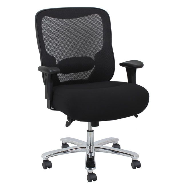 Amazon Com Clatina Ergonomic Big Tall Executive Office Chair With Upholstered Swivel 400lbs High Cap Executive Office Chairs Office Chair Tall Office Chairs