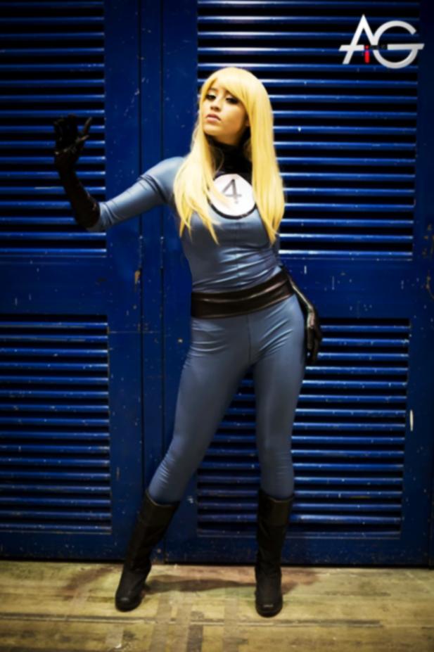 Susan Storm - 4 Fantasticos Mexico DF by HikariKosmaker on DeviantArt | Marvel cosplay ...