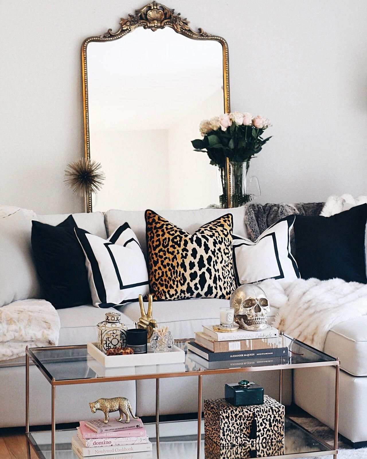 Modern Glam Living Room Decorating Ideas 19: My Favorite Decor Purchases I Bought To Style Our Modern