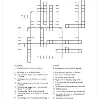 Worksheets Word Puzzle With Mathematical Term high school math crossword puzzles 1000 images about crosswords worksheet middle education crossword
