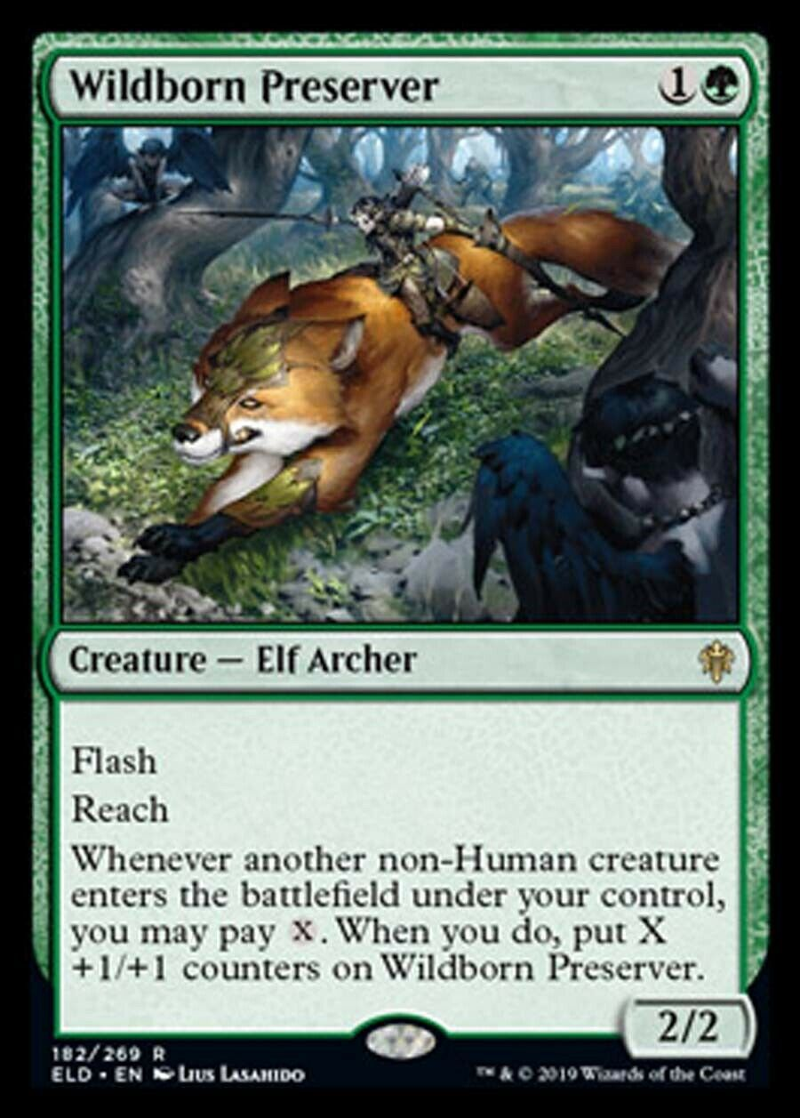4 One with Nature ~ Green Scourge Mtg Magic Uncommon 4x x4