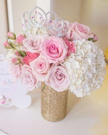 Asombrosos Arreglos Florales Para Quinceañeras Princess