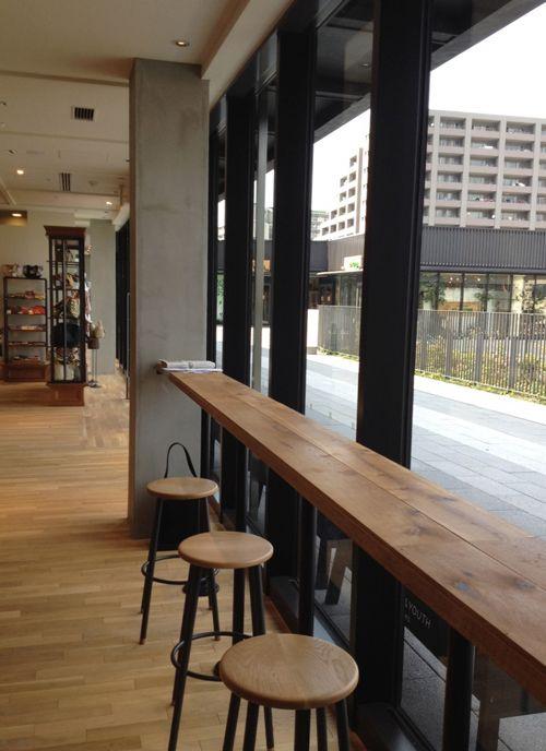 Be A Good Neighbor Coffee Kiosk More Cafe Windowwindow Barsroom