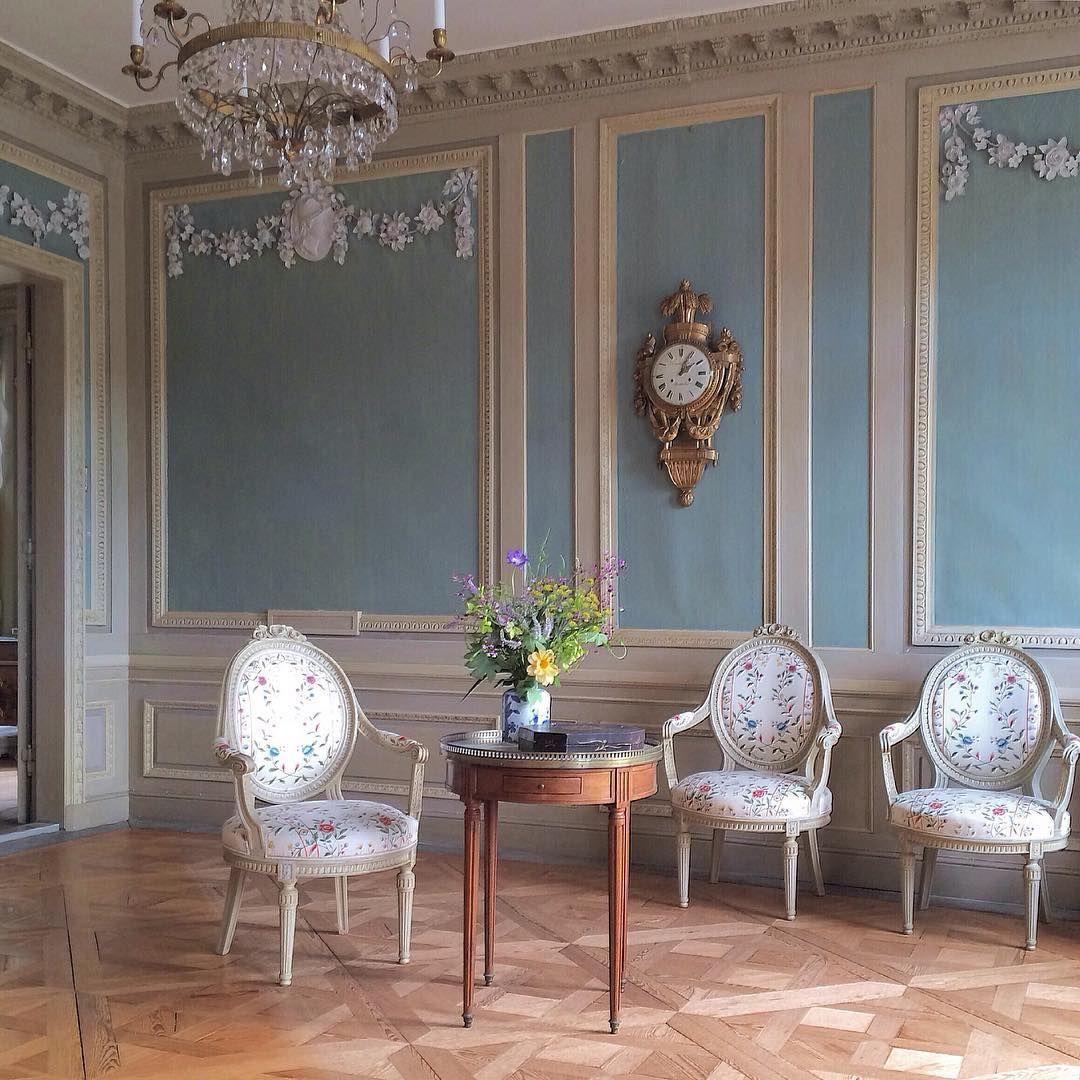 Sweden Luxury Homes: Gunnebo. Gorgeous Gustavian Interior! / Tack Alla Ni Som