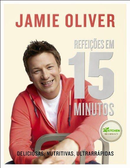 Amostras e Passatempos: Ler y Criticar - Passatempo Jamie Oliver