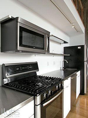 over the range microwave without cabinet - Google Search | Tiny ...