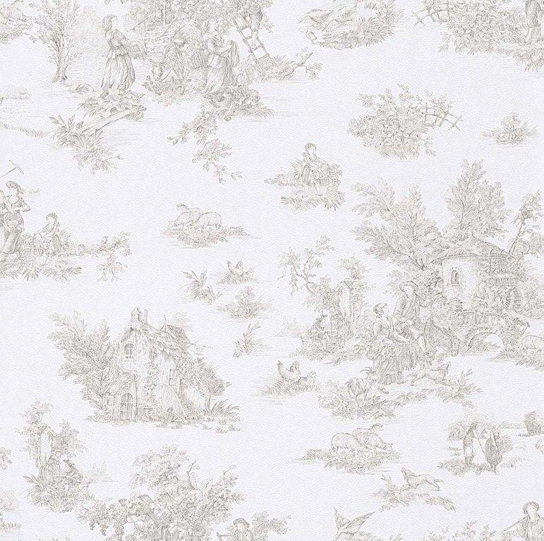 Tapete rasch textil 285108