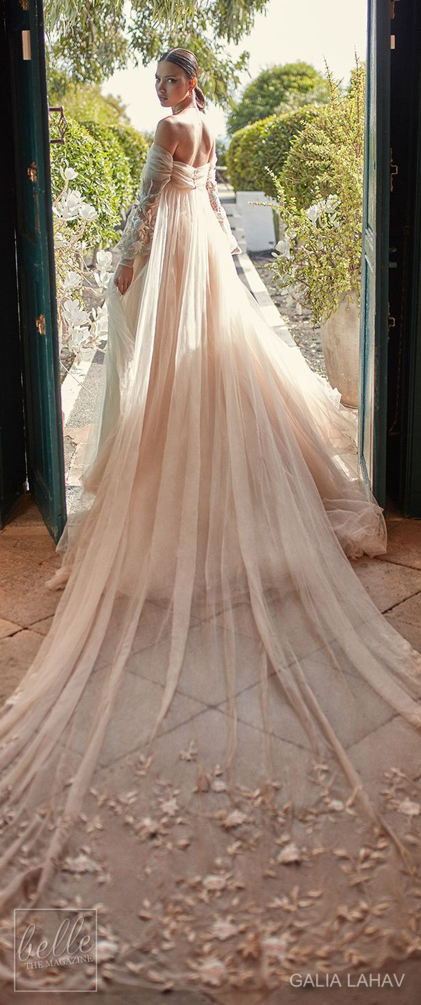 Wedding dresses by galia lahav couture bridal fall collection