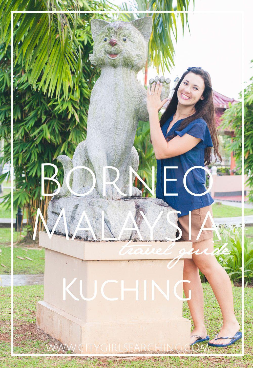 Borneo Travel Guide Kuching Borneo travel, Borneo, Kuching