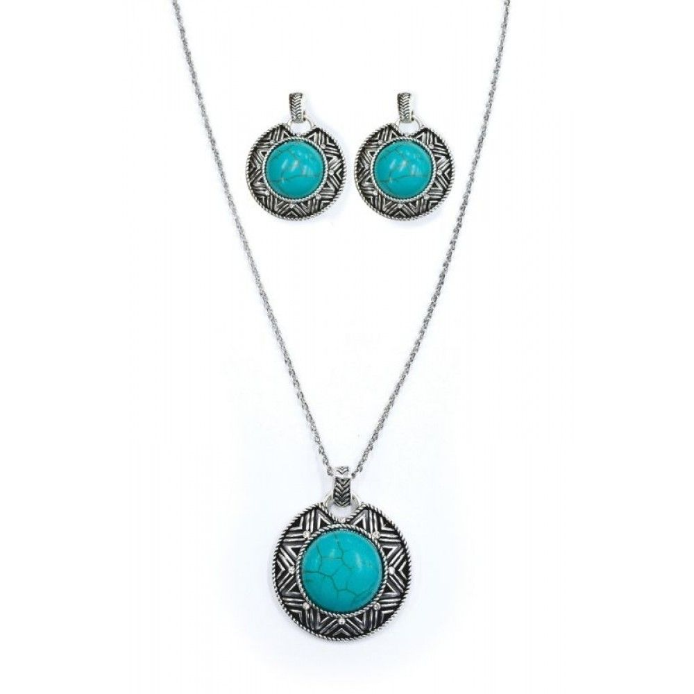PURE WESTERN ARABELLA JEWELLERY SET The perfect set for any occasion. $ 39.95
