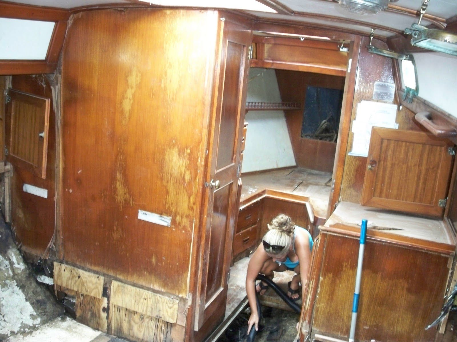 Another Kp44 Project Boat Projects Decor Boat