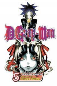 D Gray-man Vol. 05