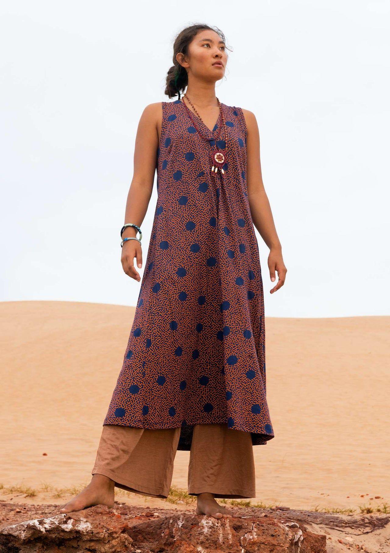 Kleid Acacia aus Öko-Baumwolle   Gudrun Sjödén in 2020 ...