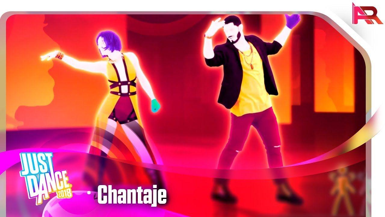 Just Dance 2018 - Chantaje   Christmas wish lists   Pinterest   Just ...