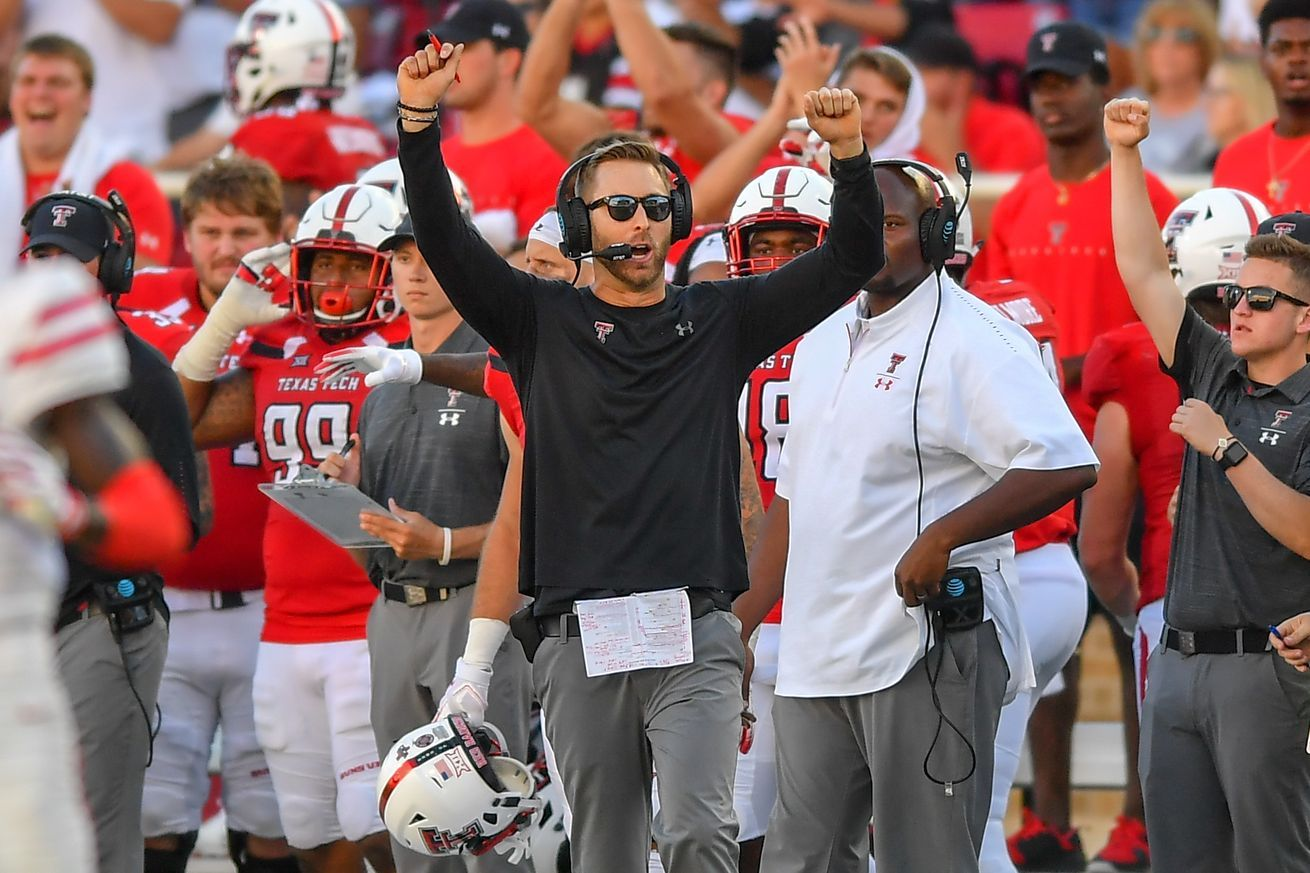 The Cardinals will hire Kliff Kingsbury the guy Texas Tech