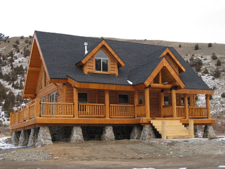 Numerous Advantages Of Log Cabin Home Kits Log Cabin Home Kits Log Cabin Homes Cabin Homes