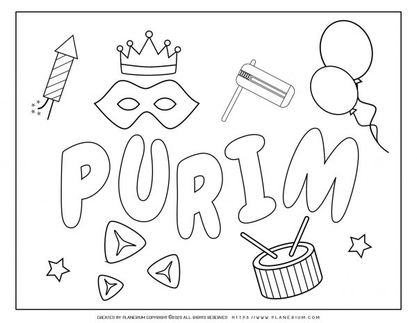 Best Printables For Purim 2021 Planerium In 2021 Coloring Pages Free Kids Coloring Pages Purim