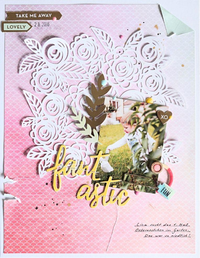 Fantastic (think pink & mint)