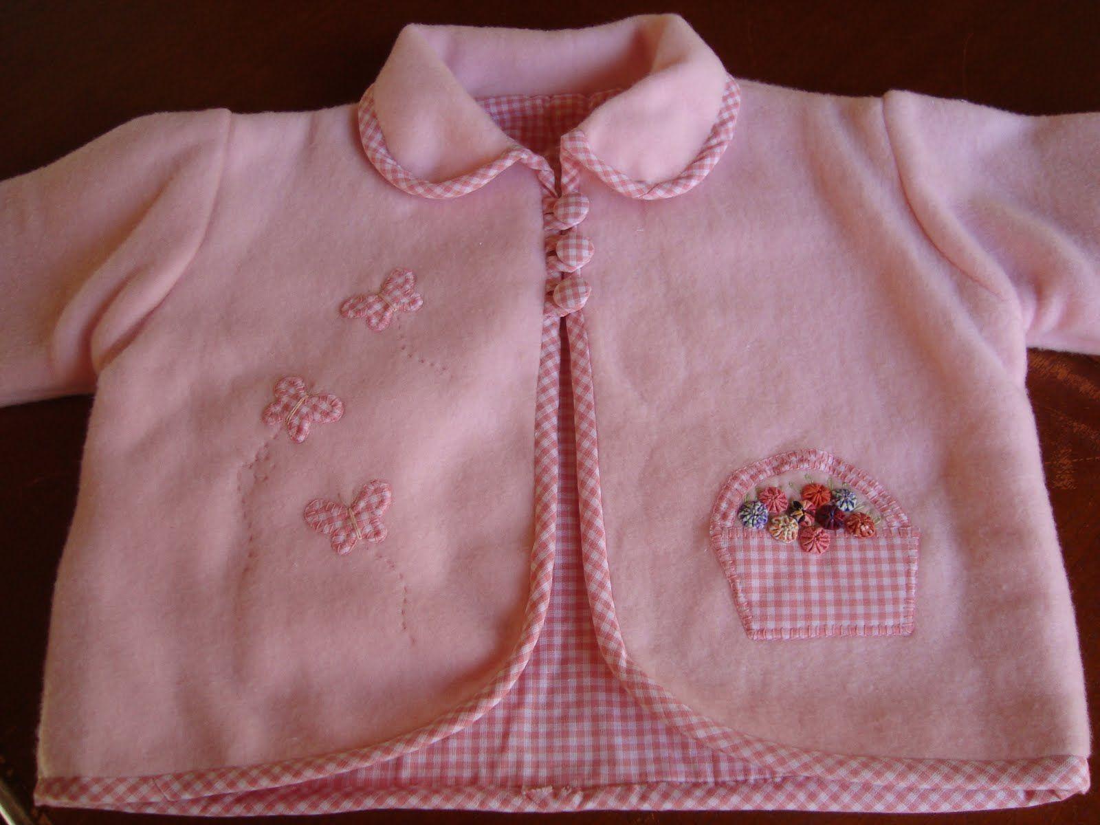 Resultado de imagem para bordado em patchwork para bebe