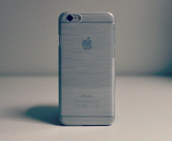 Iphone 6 deksel plastikk