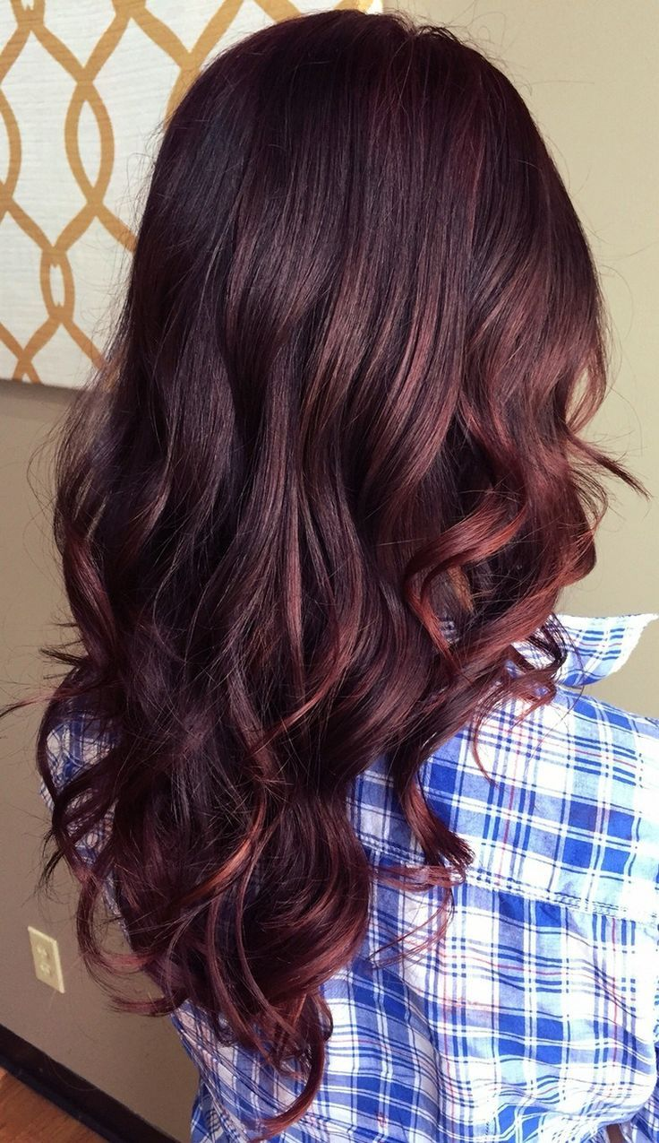 Gorgeous Fall Hair Color For Brunettes Ideas 25 Fall