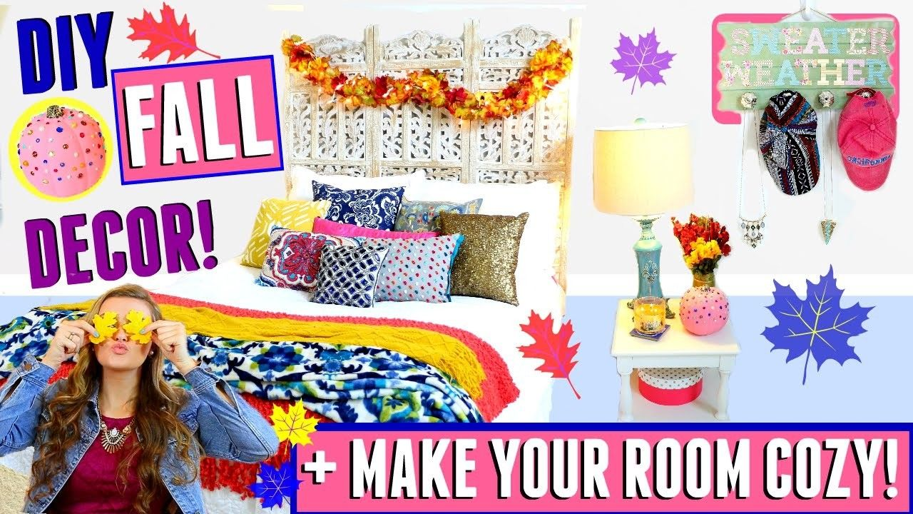 Diy Fall Tumblr Room Decor For Cheap Easy Tips On How To Make