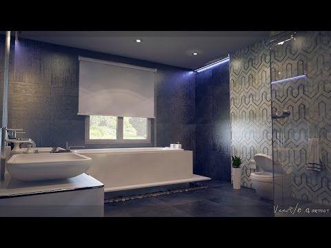 Tutorial 01 Vray Rendering An Interior Scene 3ds Max 1080p Youtube 3ds Max Interior Interior Design School
