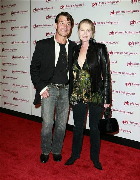 Patrick Swayze S Widow Lisa Niemi Engaged To Jeweler Albert Deprisco Lisa Niemi Patrick Swayze Swayze