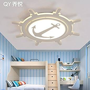kinderzimmer lampe anker piratenlampe deckenleuchte f r piratenzimmer piraten kinderzimmer. Black Bedroom Furniture Sets. Home Design Ideas