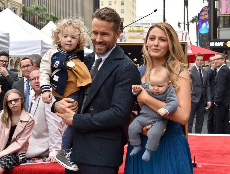 Party of Five! Here Are All of the Sweetest Photos Weve Got of Blake Lively & Ryan Reynolds Growing Family