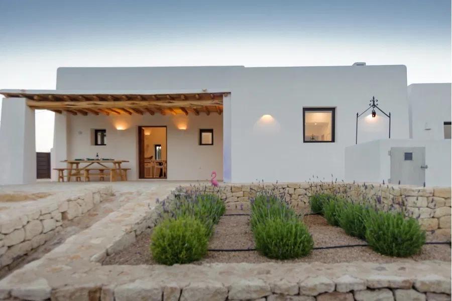 Photo of Villa de estilo mediterráneo en Ibiza