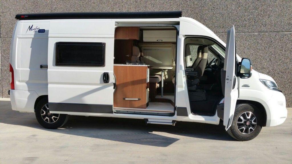 Mc Louis Menfis Van 3 Maxi Alquilamiautocaravana Com Autocaravana Furgoneta Camper
